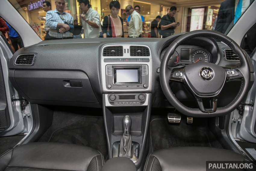 Volkswagen Vento Allstar and GT editions launched – from RM78,888, added kit at a lower price Image #662614