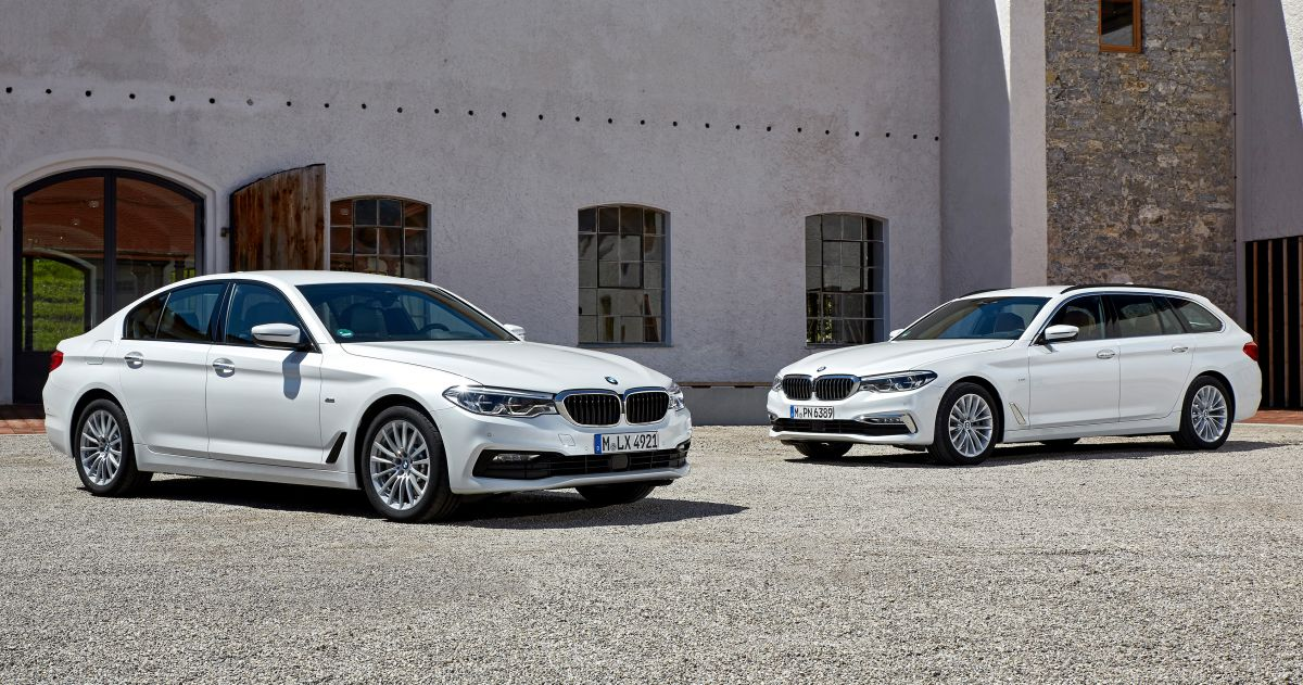 G30 BMW 5 Series gains new engines and variants