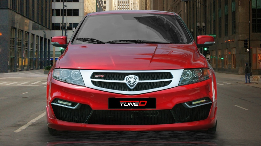 The Proton Preve gets TuneD with tailored packages Image #655076
