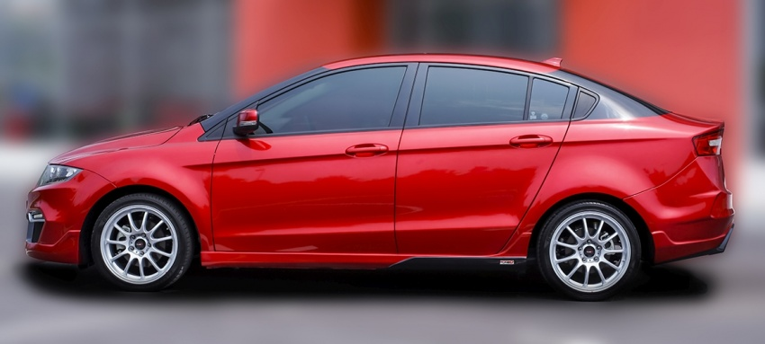The Proton Preve gets TuneD with tailored packages Image #655073