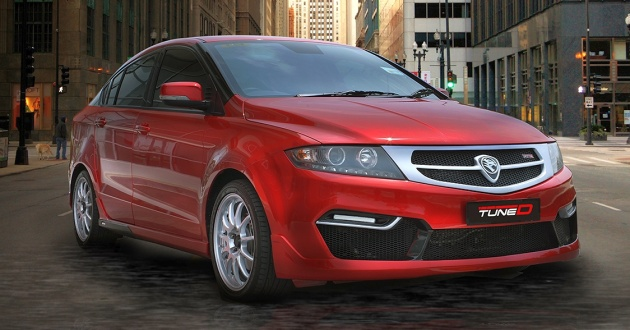 The Proton Preve Gets Tuned With Tailored Packages