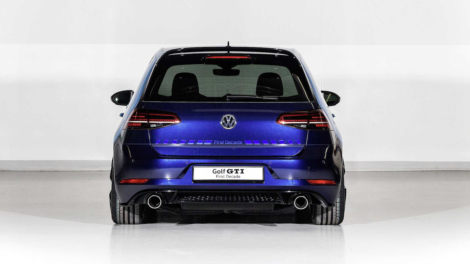 2018 Volkswagen Golf >> Volkswagen goes to Wörthersee 2017 with hybrid drive – Golf GTI First Decade, Golf GTE Estate ...