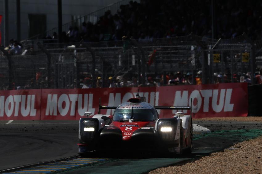 Le Mans 2017 – Porsche victorious in dramatic finale Image #674165