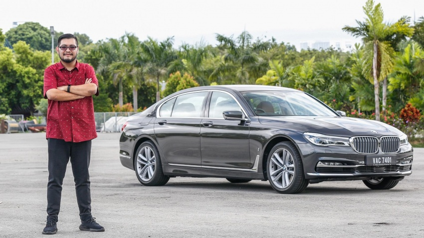 FIRST DRIVE: BMW 740Le xDrive Plug-In Hybrid Image #674006