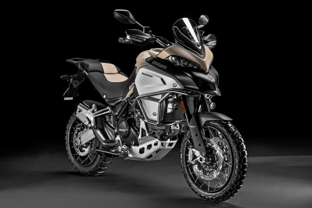 2017 Ducati Multistrada 1200 Enduro Pro launched - sets sights