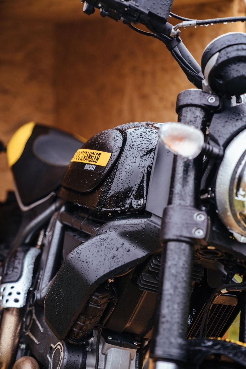 Scrambler Ducati Mach 2.0 dan Full Throttle 2017 Image #674251