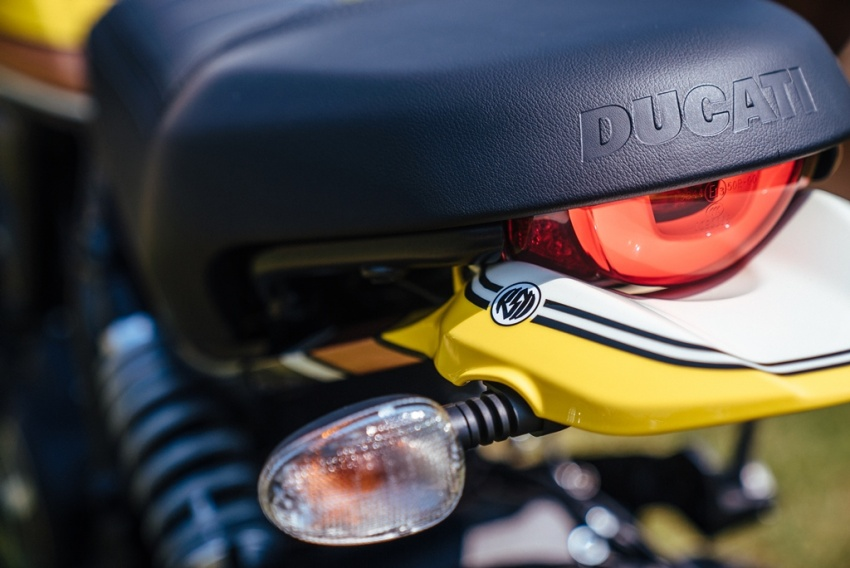 2017 Scrambler Ducati Mach 2.0 and Full Throttle unveiled at Wheels and Waves show in Biarritz Image #674199