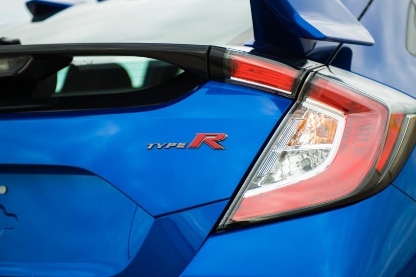 Honda Civic Type R AS #01 dijual pada harga US$200k Image #673485