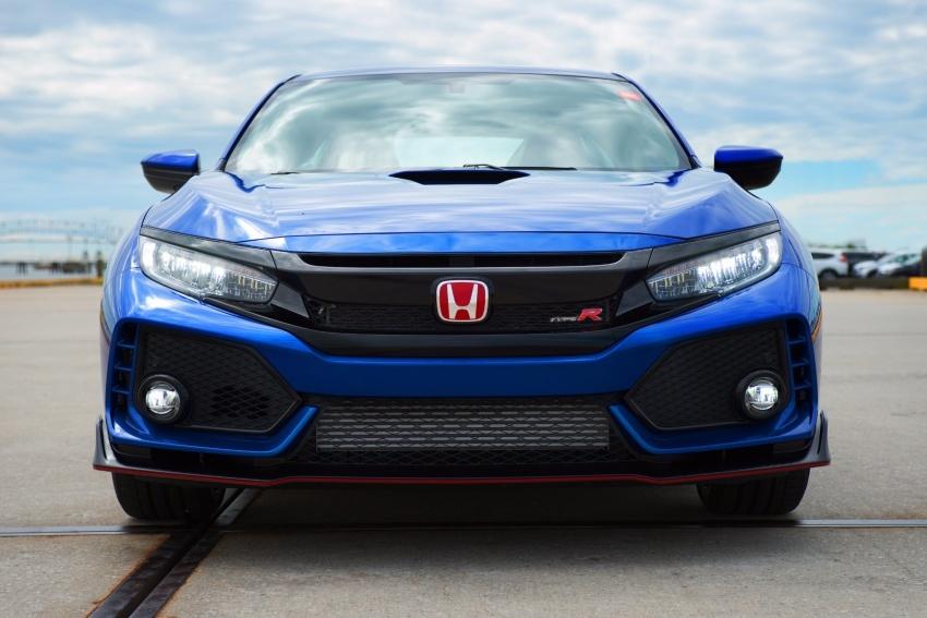 Honda Civic Type R AS #01 dijual pada harga US$200k Image #673482