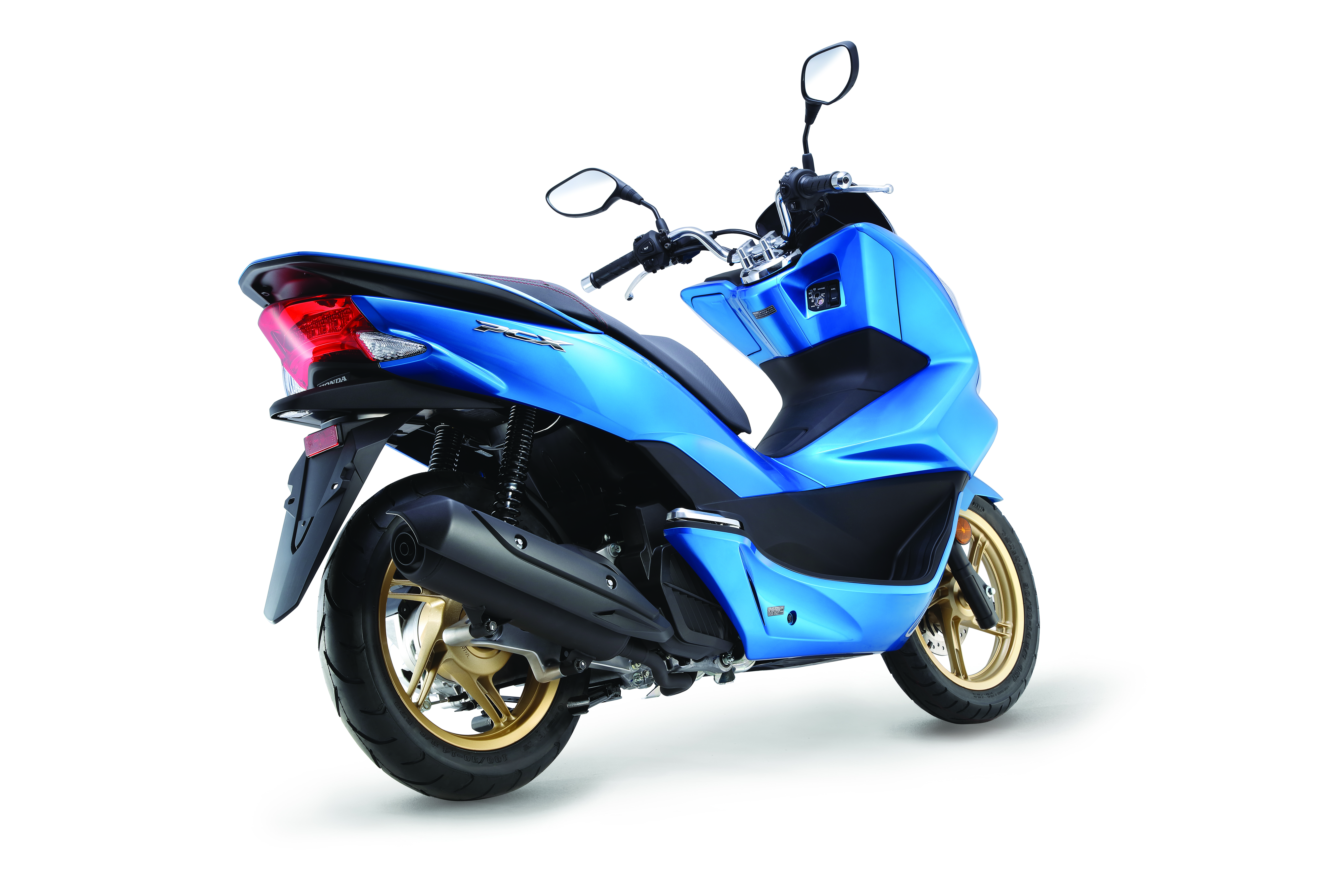 2017 honda nss300 and honda pcx now in blue priced at for Honda pcx 2017