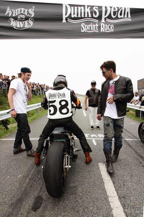 Katja Poensgen and Miracle Mike – one lady racer, one Indian Scout and a 1:1 power to weight ratio Image #674330
