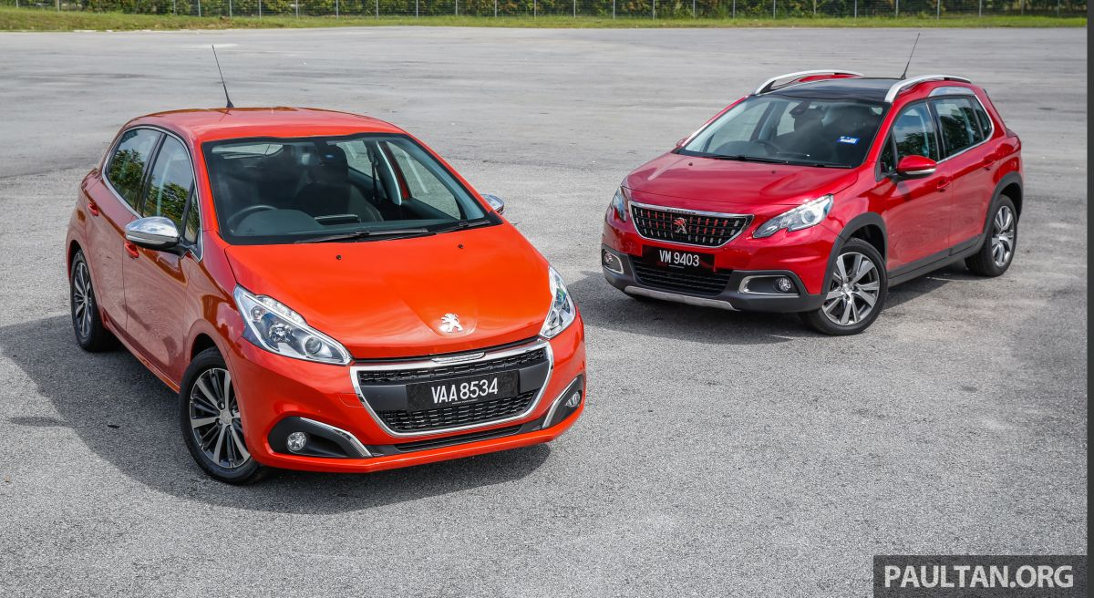 FIRST DRIVE: Peugeot 208 and 2008 1 2L PureTech review in