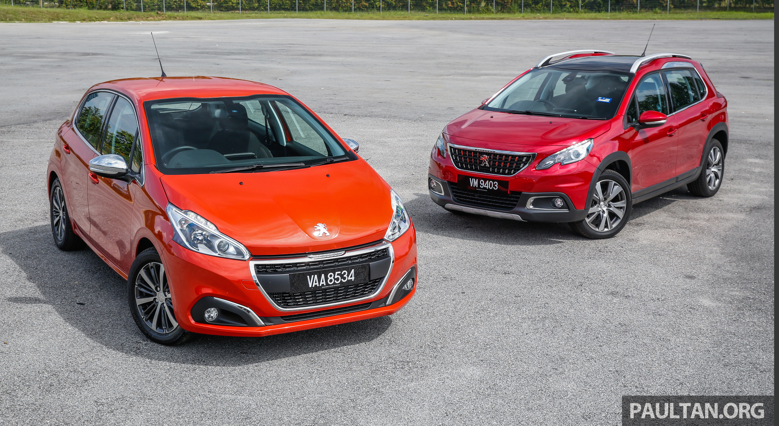 first drive peugeot 208 and 2008 1 2l puretech review in malaysia. Black Bedroom Furniture Sets. Home Design Ideas