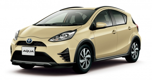 Over In An Toyota Has Given The Prius C Known As Aqua Its Domestic Market A Minor Update Two Years After Facelift Arrived On Scene