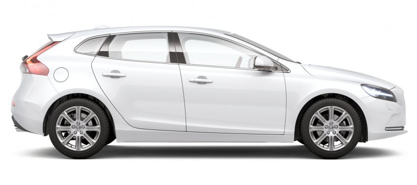 Volvo V40 facelift launched in Malaysia – T5 Inscription priced at RM180,888; T4 to be introduced at later date Image #674413