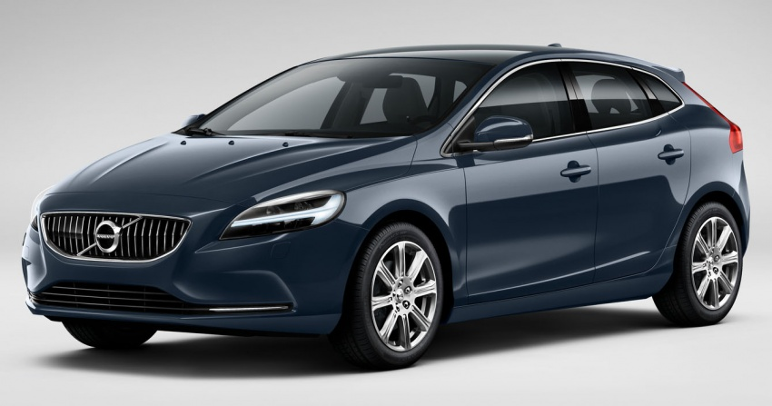 Volvo V40 facelift launched in Malaysia – T5 Inscription priced at RM180,888; T4 to be introduced at later date Image #674353