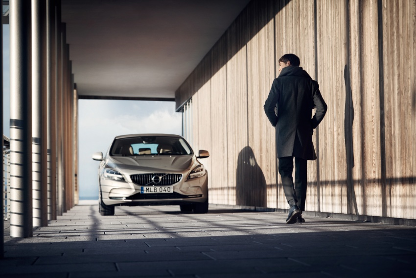 Volvo V40 facelift launched in Malaysia – T5 Inscription priced at RM180,888; T4 to be introduced at later date Image #674362
