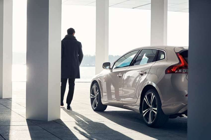 Volvo V40 facelift launched in Malaysia – T5 Inscription priced at RM180,888; T4 to be introduced at later date Image #674363