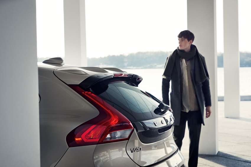 Volvo V40 facelift launched in Malaysia – T5 Inscription priced at RM180,888; T4 to be introduced at later date Image #674364