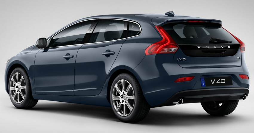 Volvo V40 facelift launched in Malaysia – T5 Inscription priced at RM180,888; T4 to be introduced at later date Image #674354