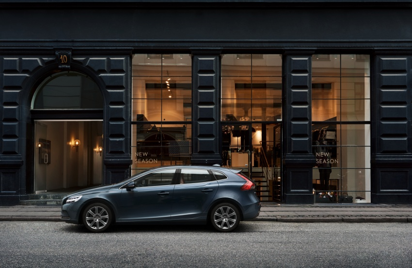 Volvo V40 facelift launched in Malaysia – T5 Inscription priced at RM180,888; T4 to be introduced at later date Image #674390