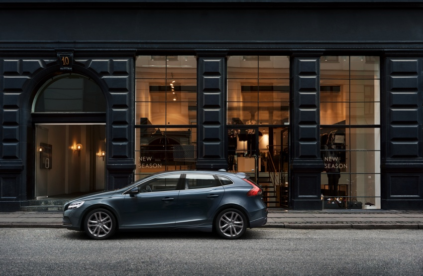 Volvo V40 facelift launched in Malaysia – T5 Inscription priced at RM180,888; T4 to be introduced at later date Image #674395