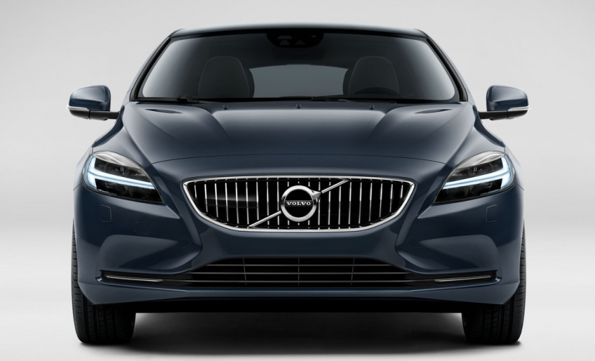 Volvo V40 facelift launched in Malaysia – T5 Inscription priced at RM180,888; T4 to be introduced at later date Image #674355
