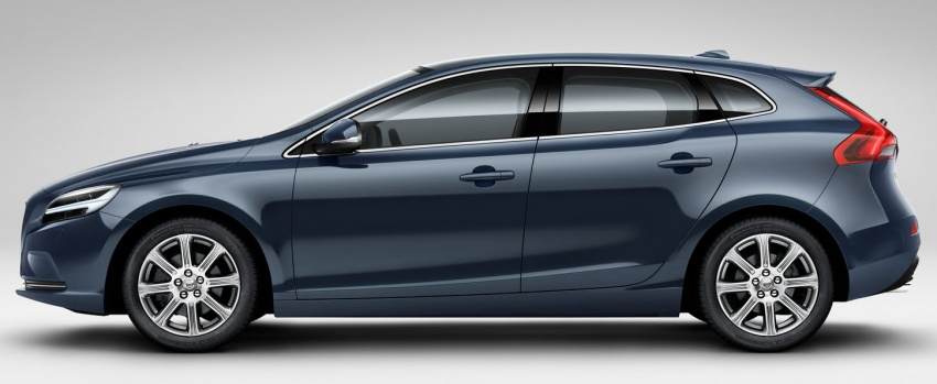 Volvo V40 facelift launched in Malaysia – T5 Inscription priced at RM180,888; T4 to be introduced at later date Image #674357