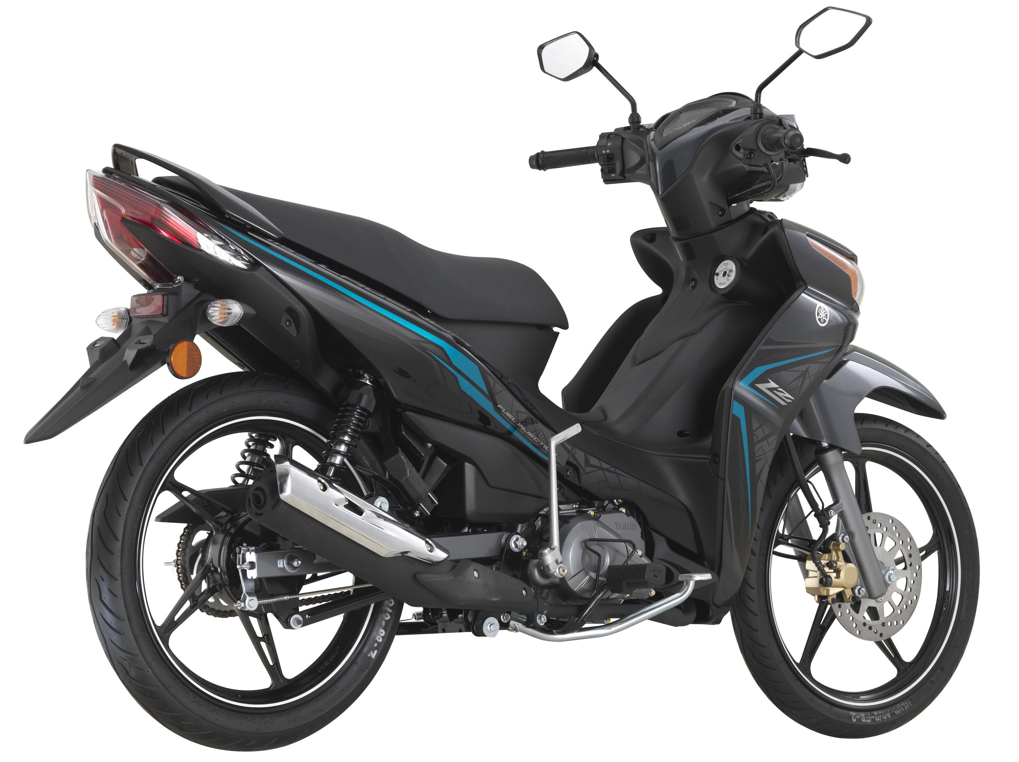 2017 Yamaha Lagenda L115Z In New Colours