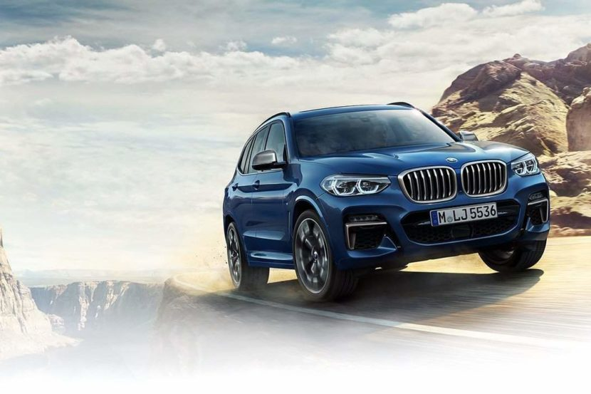 New G01 BMW X3 pics, details leaked ahead of debut Image #676869
