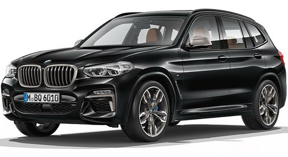 New G01 BMW X3 pics, details leaked ahead of debut Image #676870