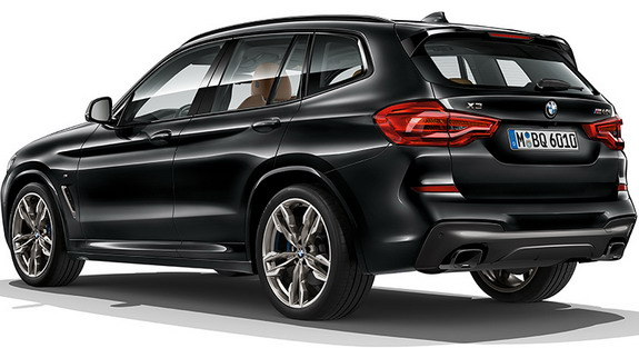 New G01 BMW X3 pics, details leaked ahead of debut Image ...