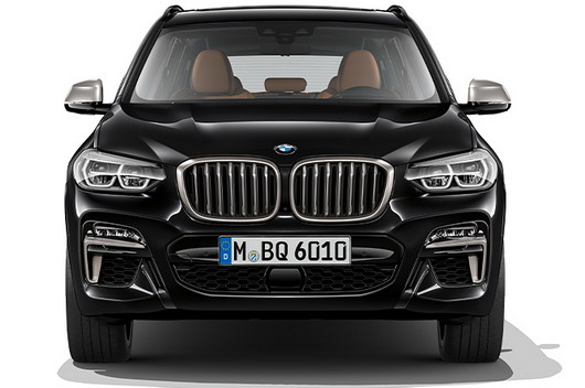 New G01 BMW X3 pics, details leaked ahead of debut Image #676872