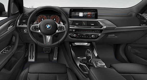 Bmw X3 2017 Interior >> New G01 BMW X3 pics, details leaked ahead of debut Paul Tan - Image 676874