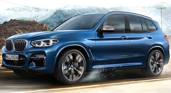 New G01 BMW X3 pics, details leaked ahead of debut Image #676875
