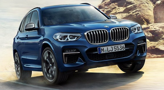 New G01 BMW X3 pics, details leaked ahead of debut Image #676876