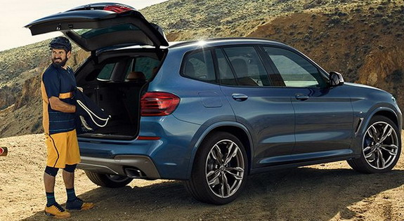 New G01 BMW X3 pics, details leaked ahead of debut Image #676877