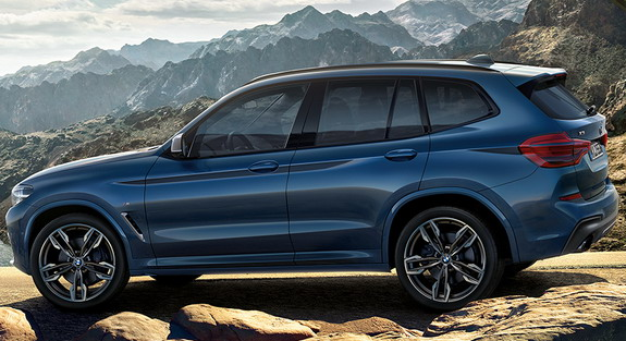New G01 BMW X3 pics, details leaked ahead of debut Image #676878