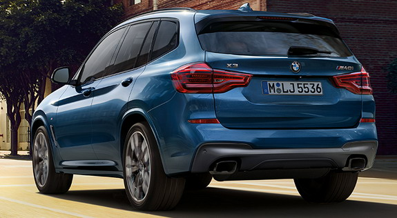 New G01 BMW X3 pics, details leaked ahead of debut Image #676879