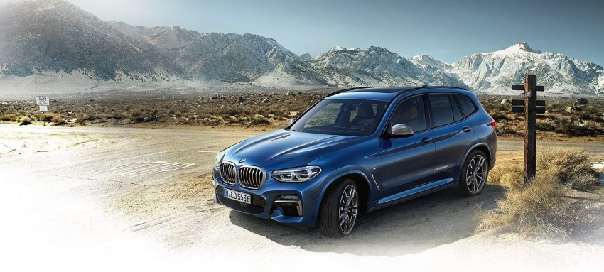 New G01 BMW X3 pics, details leaked ahead of debut Image #676880