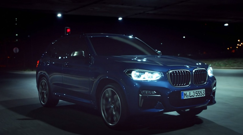 New G01 BMW X3 pics, details leaked ahead of debut Image #676888