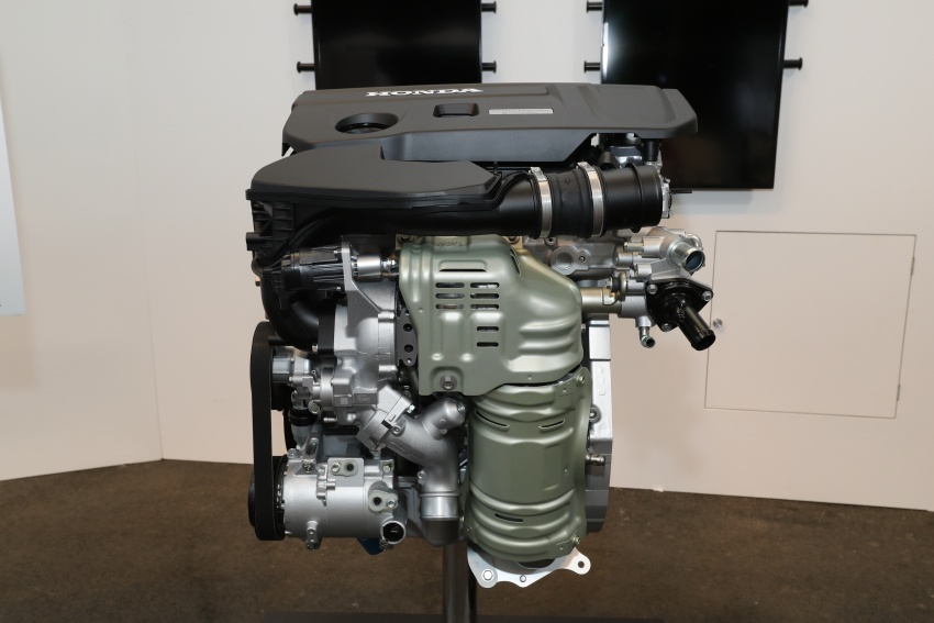 2018 Honda Accord – 1.5 turbo 6MT/CVT, 2.0 turbo 6MT/10AT and 2.0 Hybrid eCVT confirmed for the US Image #671580