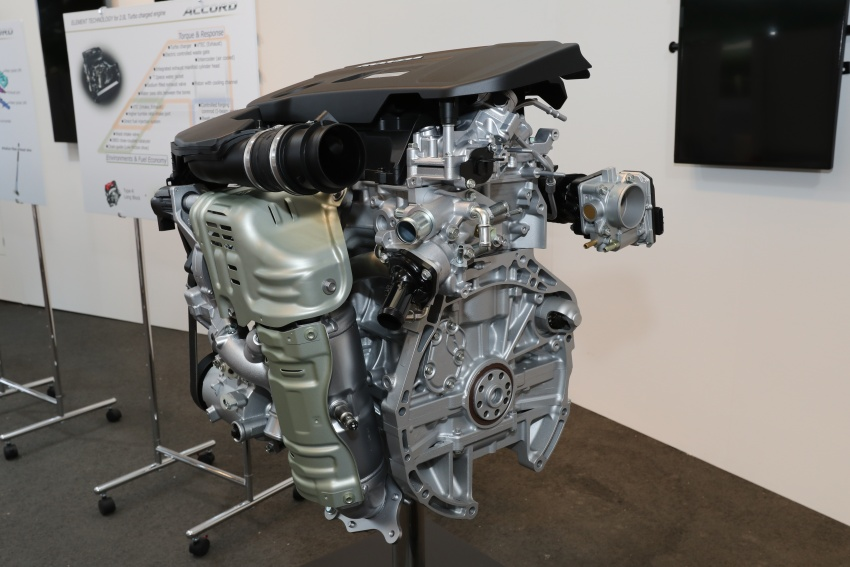 2018 Honda Accord – 1.5 turbo 6MT/CVT, 2.0 turbo 6MT/10AT and 2.0 Hybrid eCVT confirmed for the US Image #671582