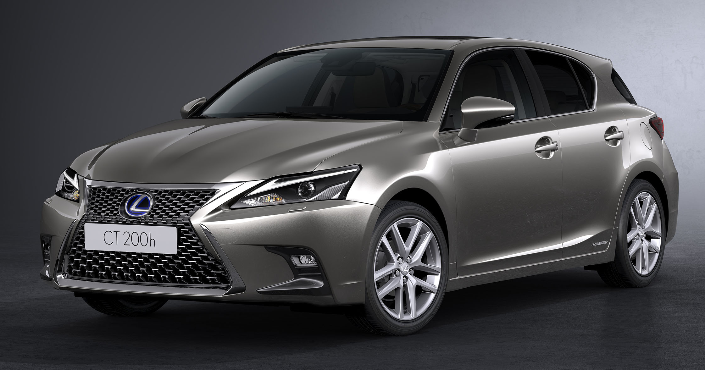 2018 Lexus CT 200h Revealed With New Styling Tech Paul