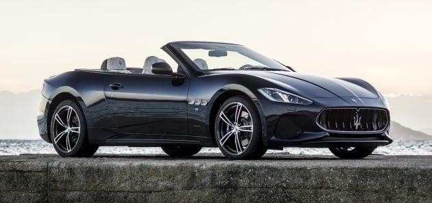 Maserati Granturismo Sport Car Cover
