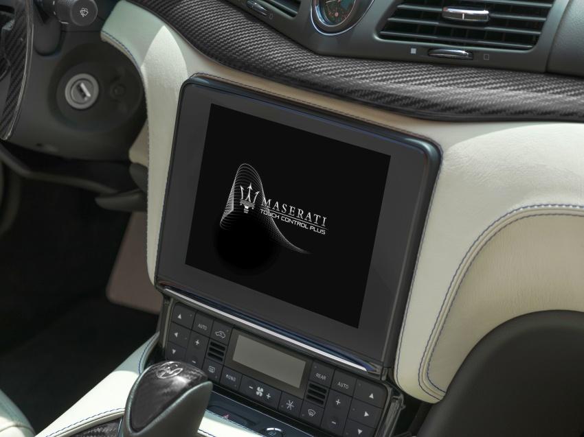 2018 Maserati GranCabrio debuts with minor updates Image #678071