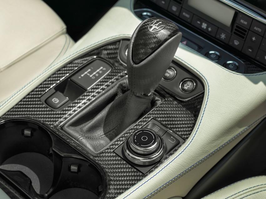 2018 Maserati GranCabrio debuts with minor updates Image #678072