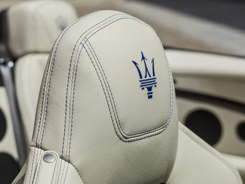 2018 Maserati GranCabrio debuts with minor updates Image #678073