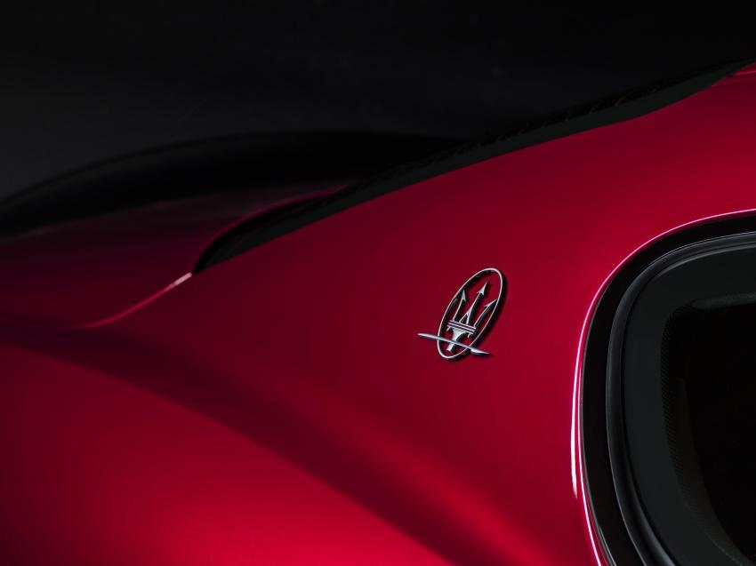 2018 Maserati GranCabrio debuts with minor updates Image #678049