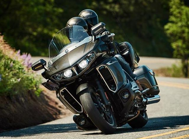 2018 Yamaha Star Venture announced – 24,999 USD Image #672992